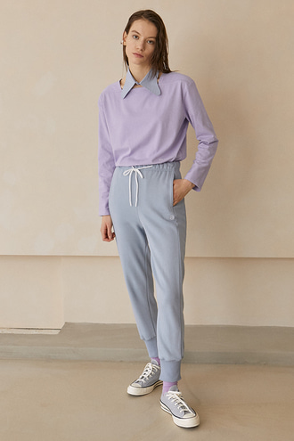 Bijou Jogger Pants_Light Blue